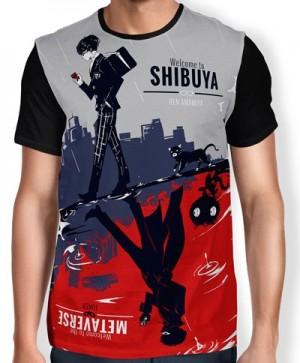 Camisa FULL Ren Amamiya - Persona