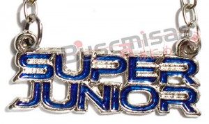 KPOP-09 - Colar Super Junior - K-Pop