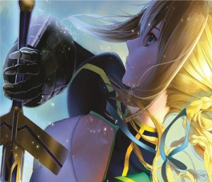 Mouse Pad - Saber - Fate/Stay Night