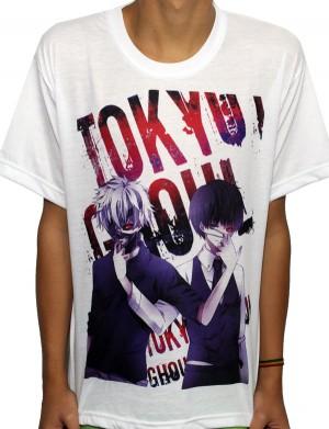 Camisa SB Tokyo Ghoul - Tokyo Ghoul