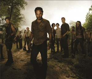 Mouse Pad - The Walking Dead