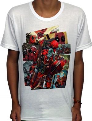 Camisa SB - Comics - Deadpool