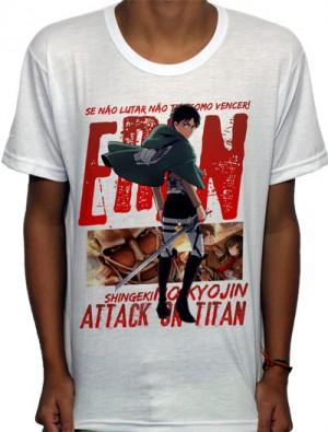 Camisa SB - TN Eren - Attack on Titan