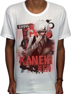 Camisa SB - TN Ghoul Masked Kaneki
