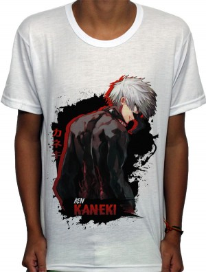 Camisa SB - TN Ken Kaneki