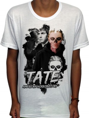 Camisa SB - TN Tate - American Horror Story