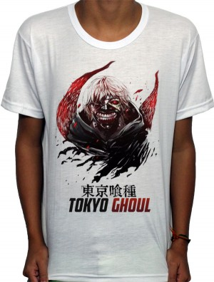 Camisa SB - TN Kagune Monster Kaneki