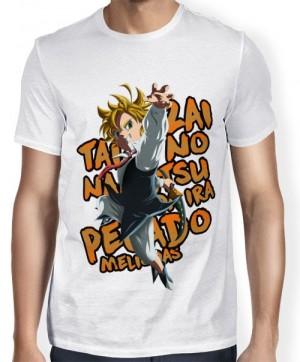 Camisa SB - TN New Meliodas - Nanatsu no Taizai