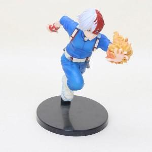 Action Figure Shoto Todoroki - Boku No Hero Academia