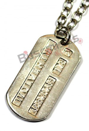 XM-01 - Dog Tag Wolverine