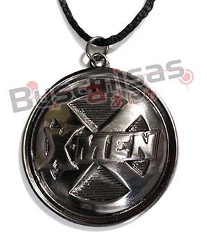 XM-03 - colar Escudo X-men