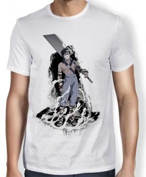 Camisa TN Zabuza - Naruto