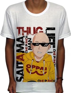 Camisa SB - Zueiro Saitama - One Punch Man