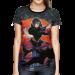 Camisa Naruto - Uchiha Itachi Modelo 3 - Color Dark Print