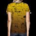 Camisa FULL Naruto Kurama Chakra Mode Naruto Shippuden