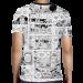 Camisa White Mangá Zoro - One Piece - Full Print