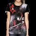 Camisa FULL Sasuke Uchiha - Naruto Shippuden