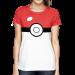 Camisa Full Print Pokebola - Pokémon