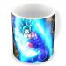 CNDBZ-01- Caneca Blue God Vegetto - Dragon Ball SUPER