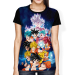 Camisa Full Goku Sayajin Forms - Dragon Ball Super