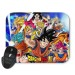 Mouse Pad - GOKU Sayajin Forms - Dragon Ball Super