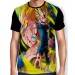 Camisa Full Majin Vegeta - Dragon Ball Z